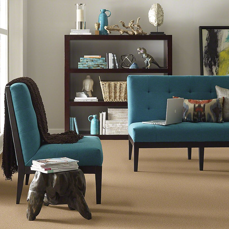 Shaw Floors SFA On Going II 12 Sea Grass 00700_52S36