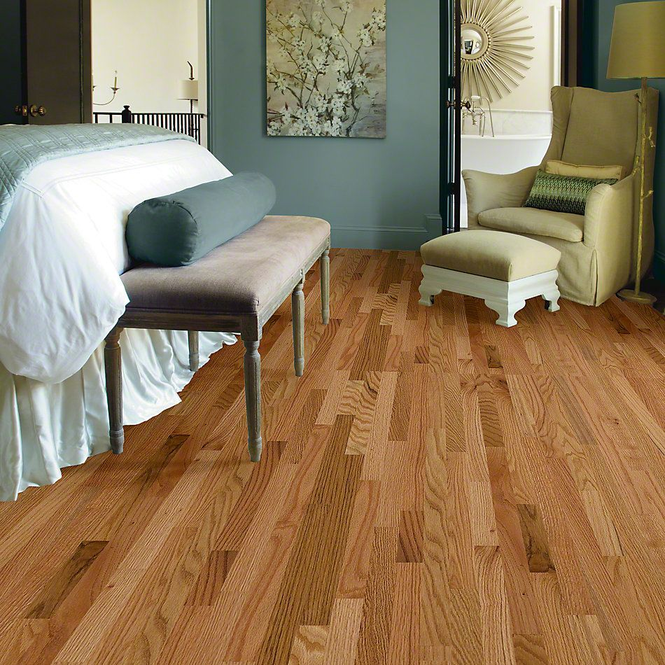 Shaw Floors Shaw Hardwoods Bellingham 2.25 Red Oak Natural 00700_SW475
