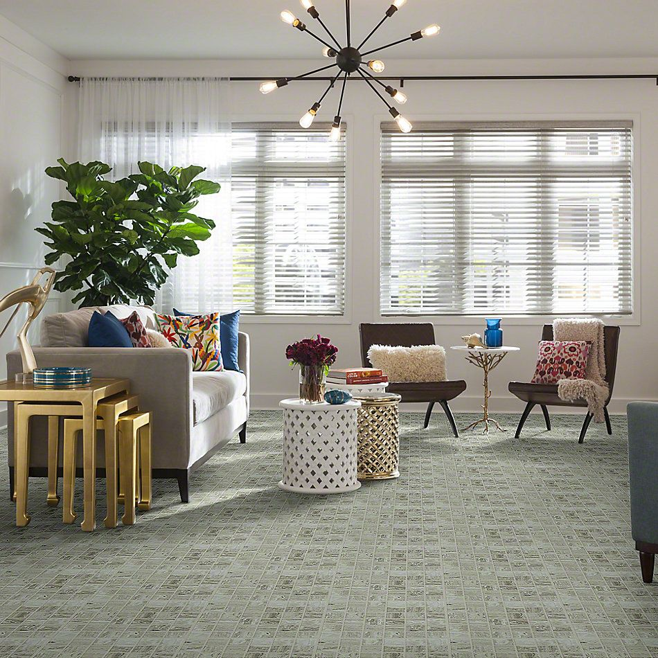 Shaw Floors Ceramic Solutions Cameo Mosaic Jasper 00700_CS10X