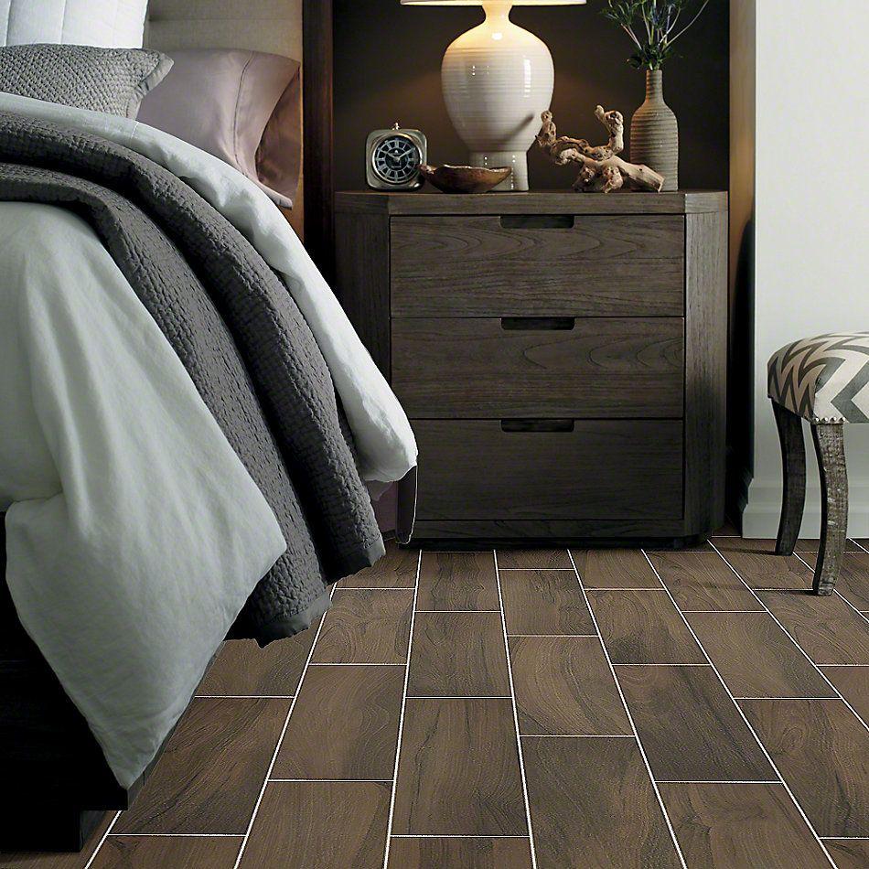 Shaw Floors Ceramic Solutions Voyage 6×24 Brown 00700_CS33P