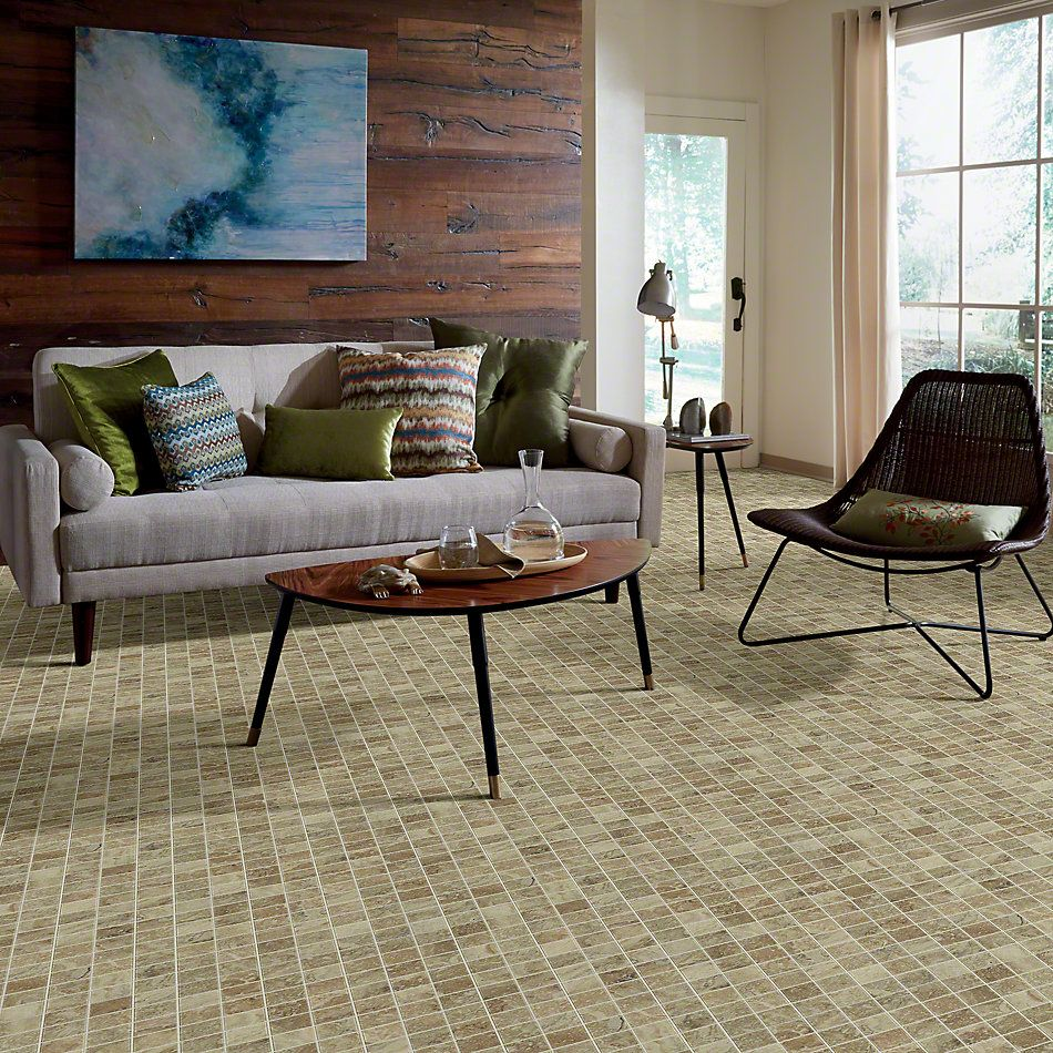 Shaw Floors Ceramic Solutions Veneto Mosaic Ginger 00700_CS34X