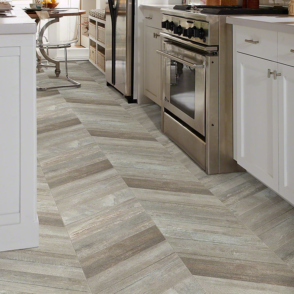 Shaw Floors Ceramic Solutions Glee Chevron Noce 00700_CS63V