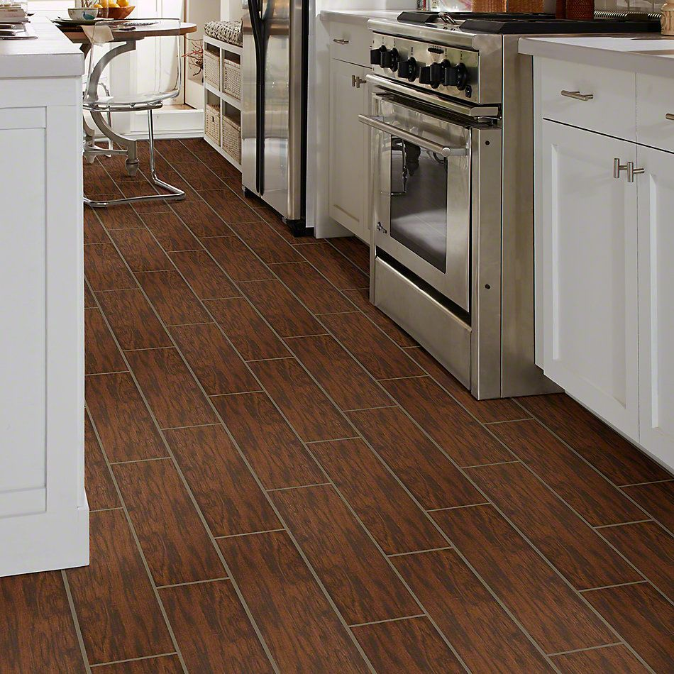 Shaw Floors Ceramic Solutions Petrified Hickory 6×24 Fossil 00700_CS65K