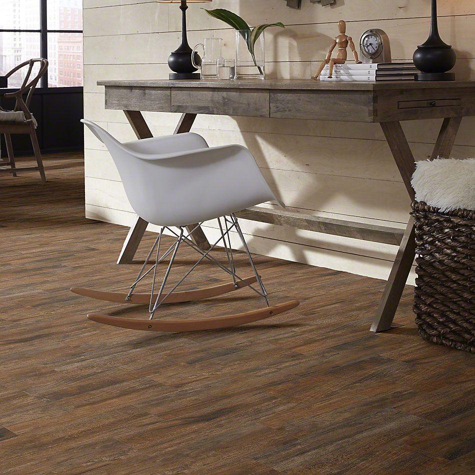 Shaw Floors Ceramic Solutions Olympia 7×22 Brown 00700_CS68Q