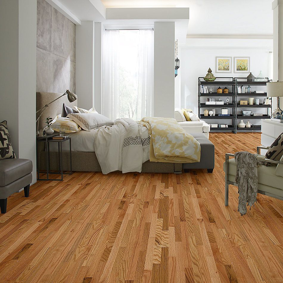 Shaw Floors Richmond American Homes Cypress 2.25 Red Oak Natural 00700_HA039