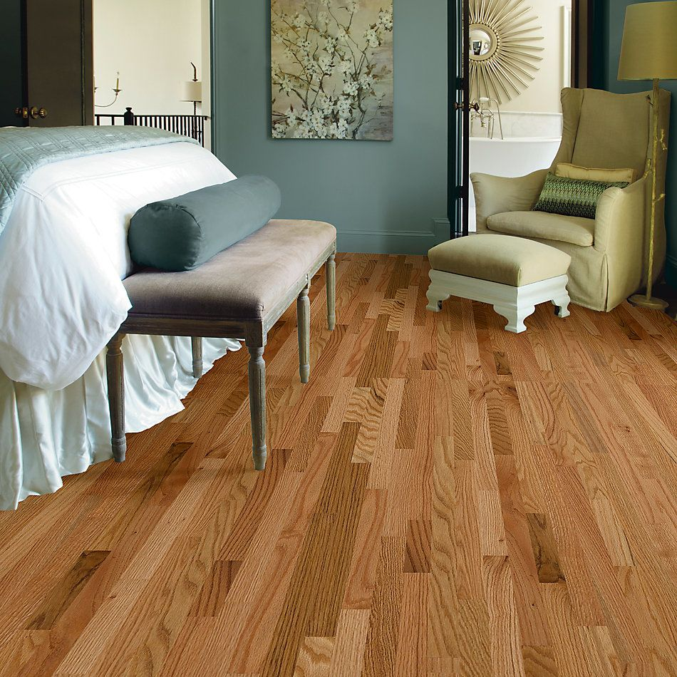 Shaw Floors Toll Brothers HS/Tuftex Family Reunion 2.25 Red Oak Natural 00700_HW1TB