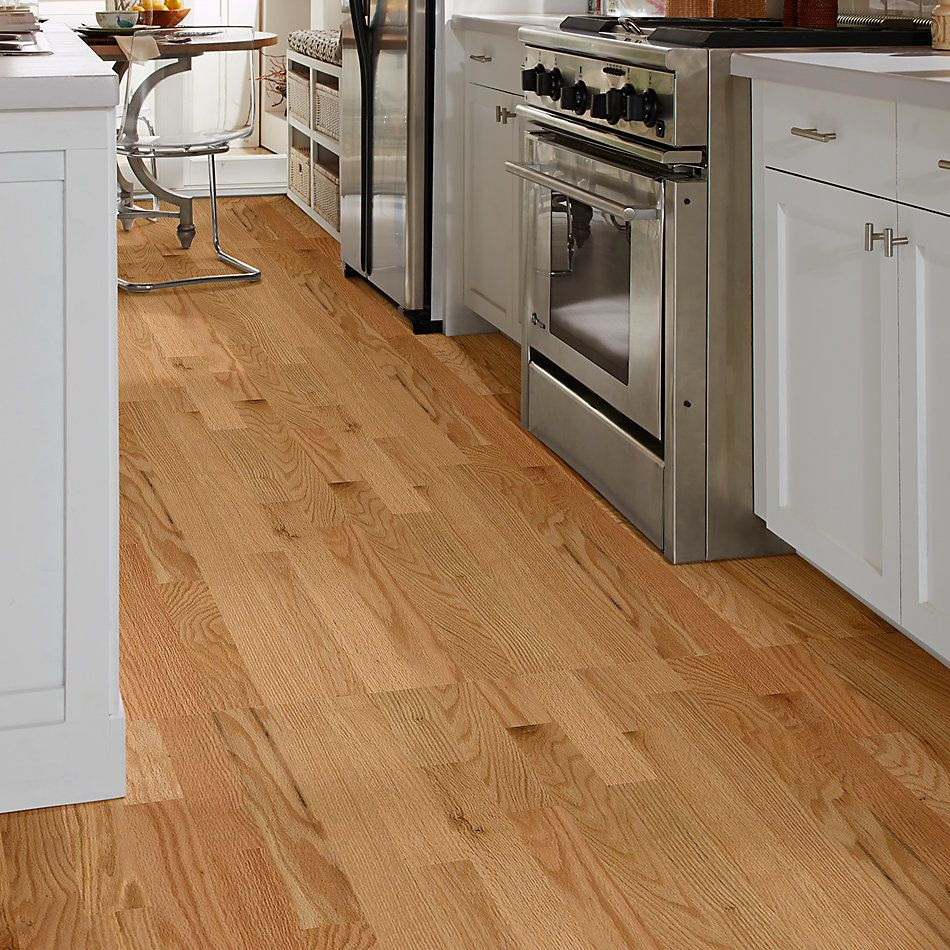 Shaw Floors Pulte Home Hard Surfaces Generations 3.25 Red Oak Natural 00700_PW119