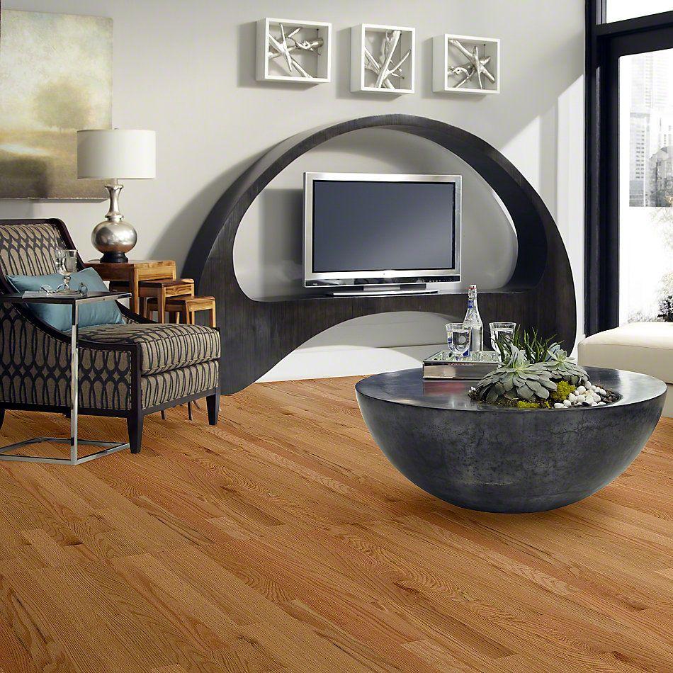 Shaw Floors Shaw Hardwoods Bellingham 3.25 Red Oak Natural 00700_SW476