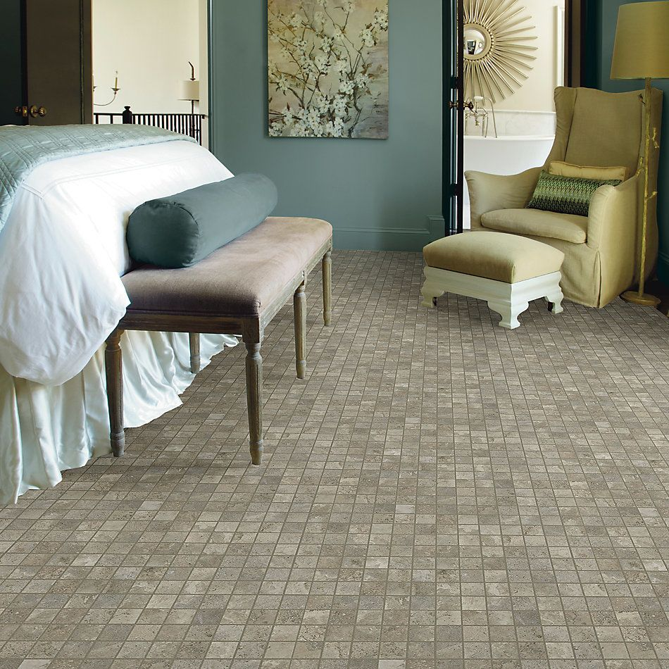 Shaw Floors Home Fn Gold Ceramic Formula Mosaic Emerge 00700_TG41B
