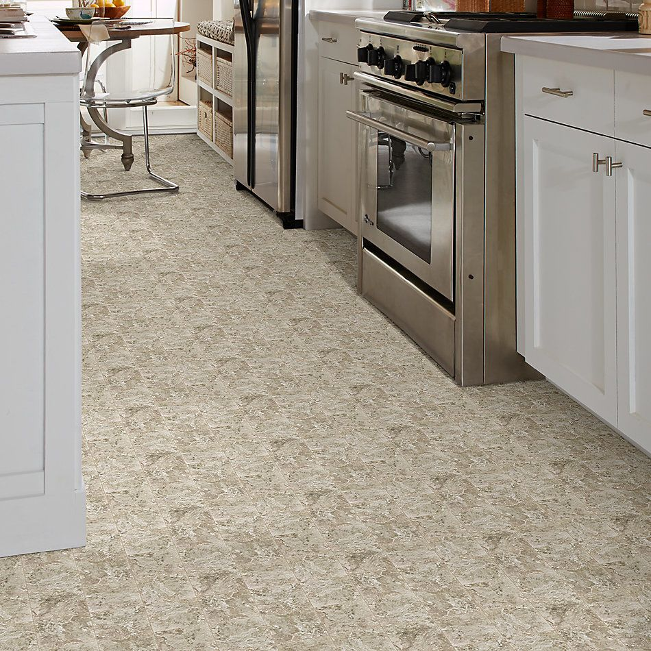 Shaw Floors Home Fn Gold Ceramic Cassio 17×17 Brown 00700_TG93D