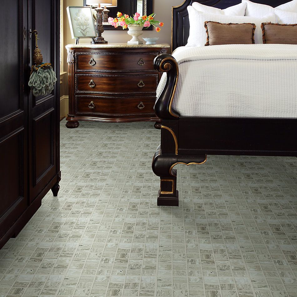 Shaw Floors Home Fn Gold Ceramic Prism Mosaic Jasper 00700_TGJ31