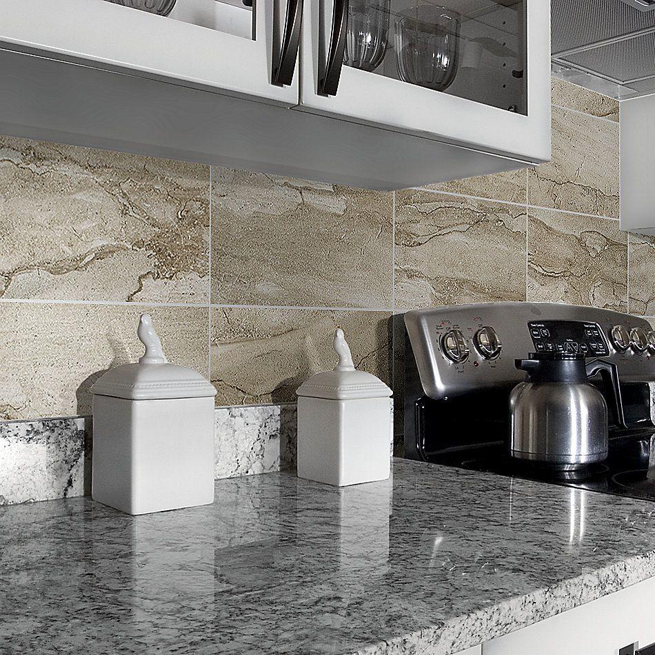 Shaw Floors Home Fn Gold Ceramic Antiquity 8×16 Element 00700_TGN54