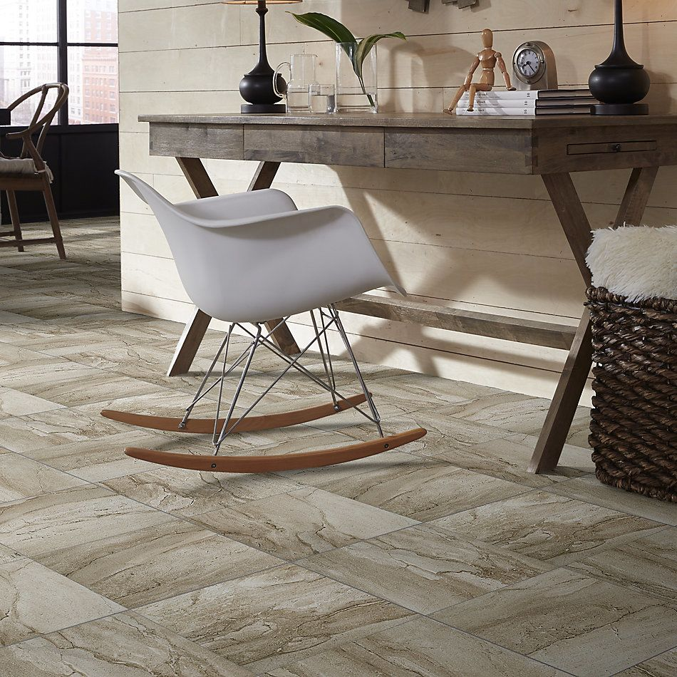 Shaw Floors Home Fn Gold Ceramic Antiquity 16×16 Element 00700_TGN55