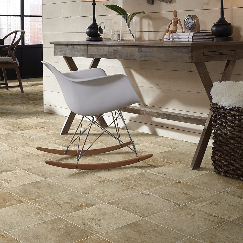 Shaw Floors Home Fn Gold Ceramic Apex 13×13 Brown 00700_TGN67
