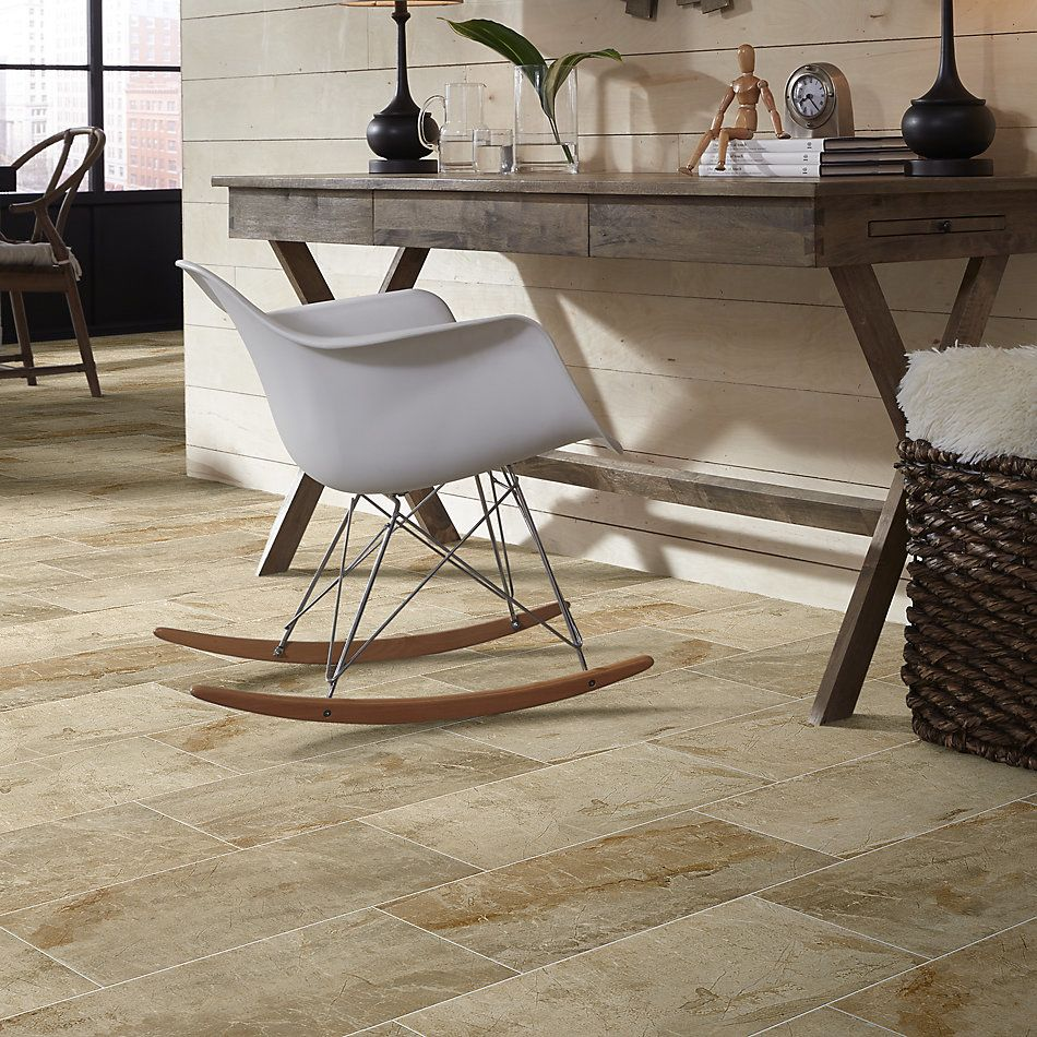 Shaw Floors Home Fn Gold Ceramic Apex 12×24 Brown 00700_TGN69