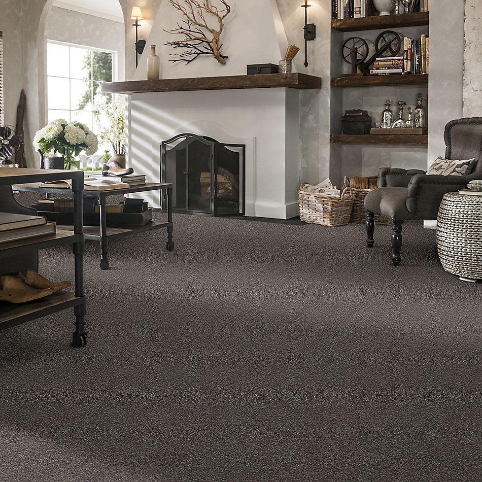 Shaw Floors Value Collections Solidify III 12 Net Pewter 00701_5E340