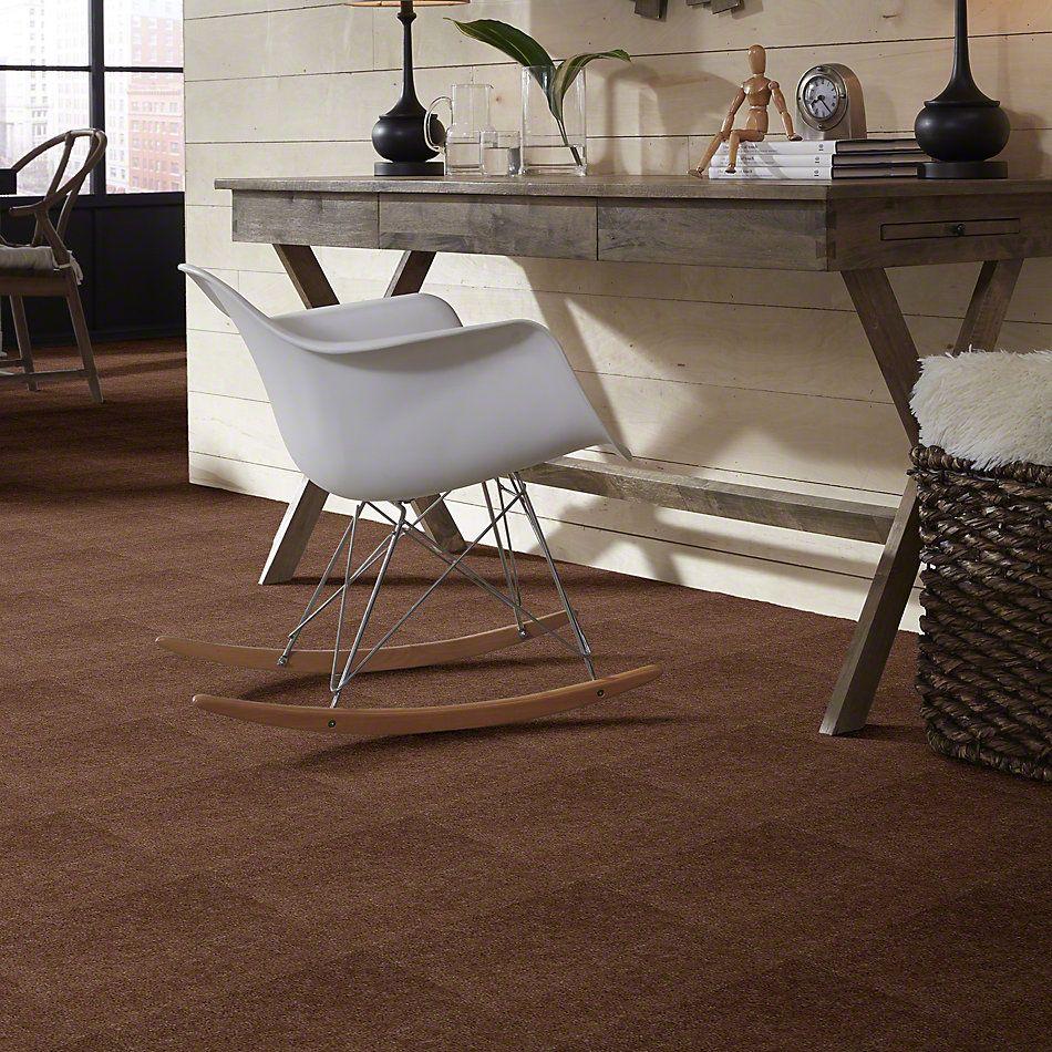 Shaw Floors Footwork Tudor Brown 00701_E0576
