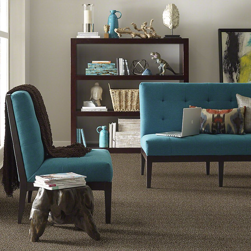 Shaw Floors Value Collections Because We Can II 12′ Net Pinecone 00701_E9314
