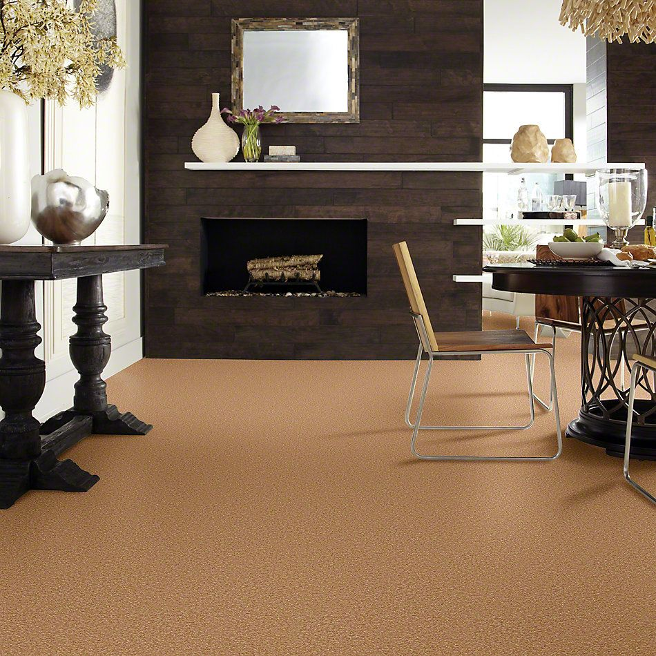 Shaw Floors Sandy Hollow III 12′ Peanut Brittle 00702_Q4277
