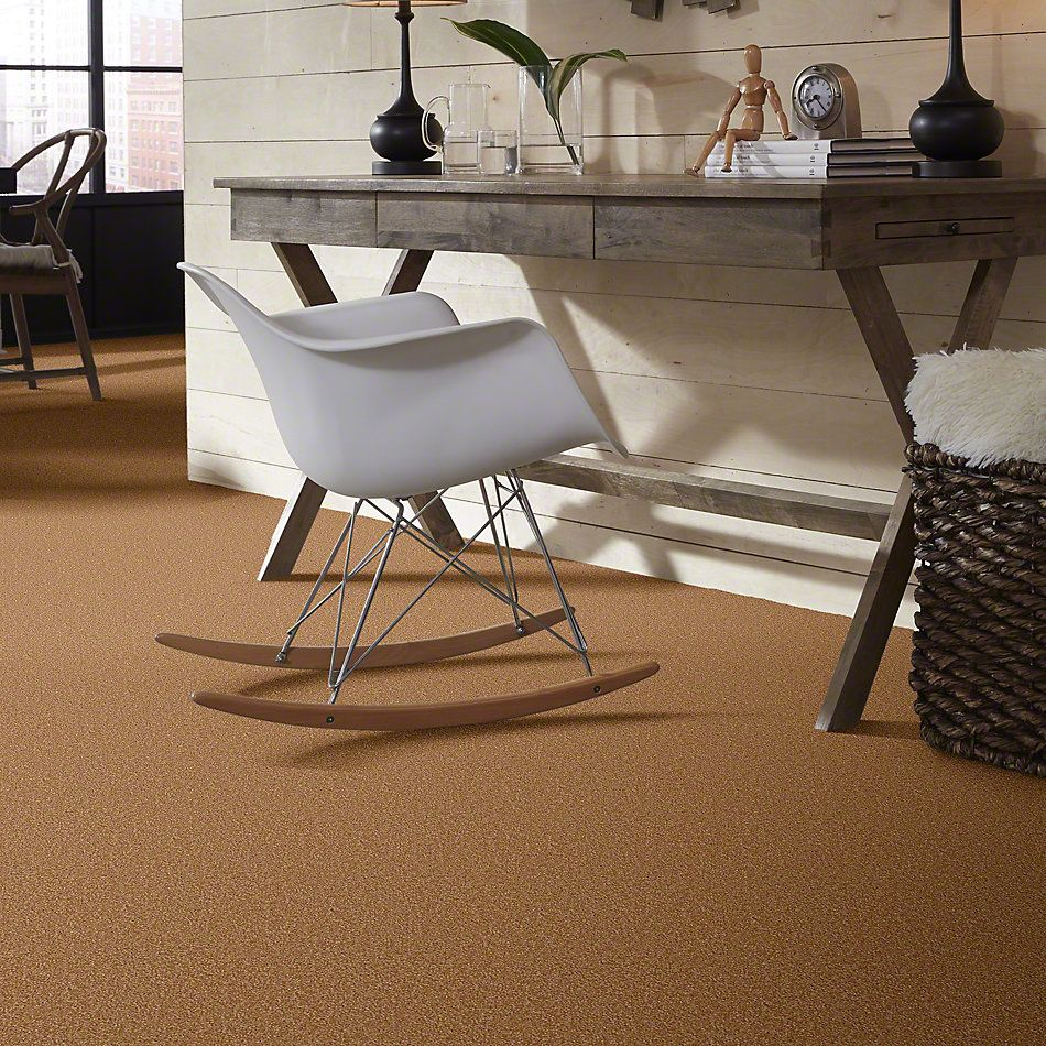 Shaw Floors Foundations Sandy Hollow Classic II 12 Peanut Brittle 00702_E0550