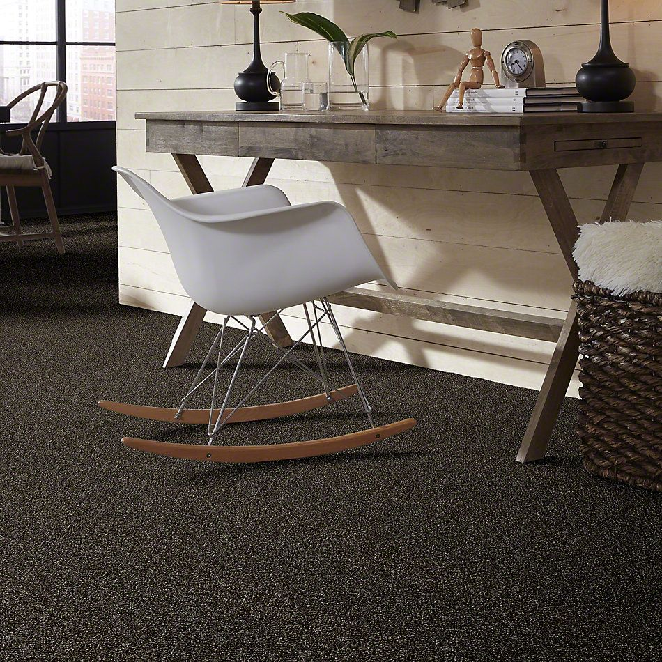 Shaw Floors Value Collections Because We Can II 12′ Net River Rock 00702_E9314