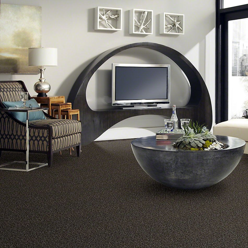 Shaw Floors Value Collections Because We Can II 15′ Net River Rock 00702_E9315