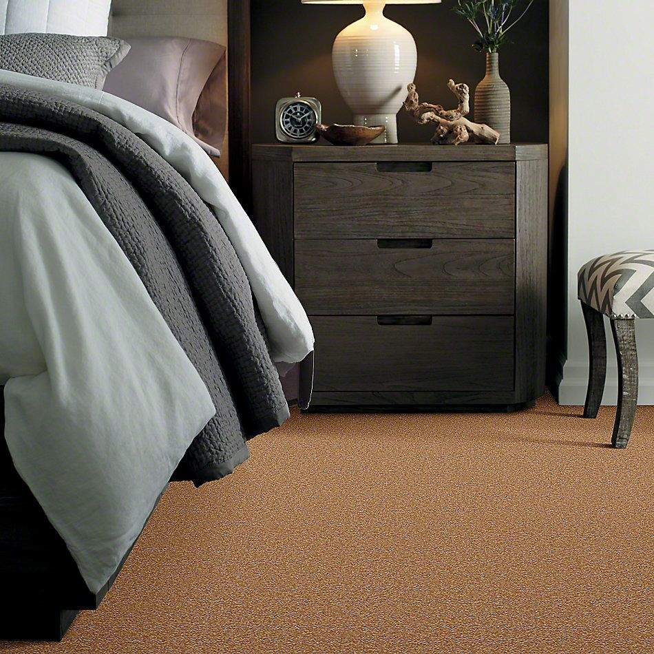 Shaw Floors Shaw Design Center Sweet Valley II 12′ Peanut Brittle 00702_QC422