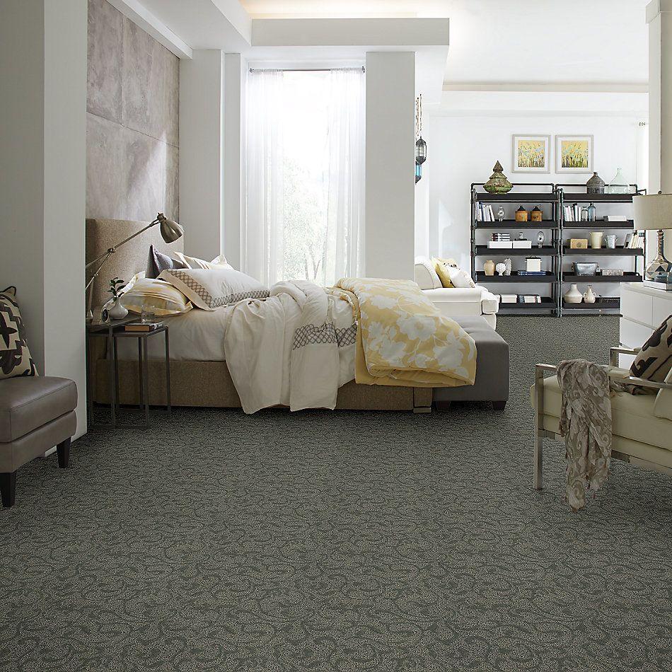 Shaw Floors Foundations Lucid Ivy Net Iron 00703_E9779