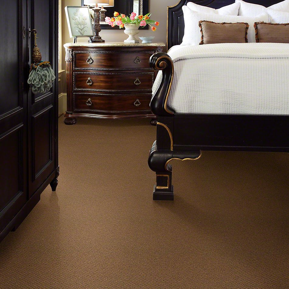 Shaw Floors SFA Sincere Beauty Loop English Toffee 00703_EA184