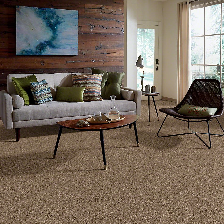 Shaw Floors Shaw Design Center Royal Portrush III 12′ Taffy 00704_5C613
