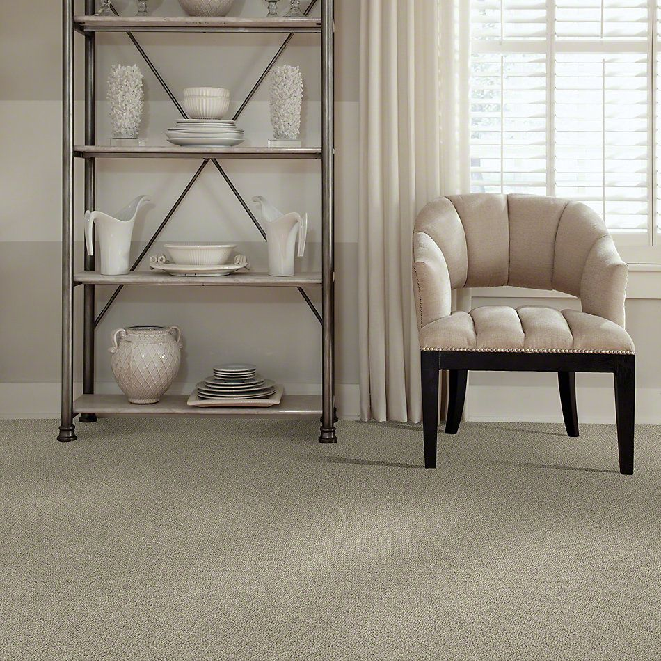 Shaw Floors SFA Sincere Beauty Loop Smooth Slate 00704_EA184