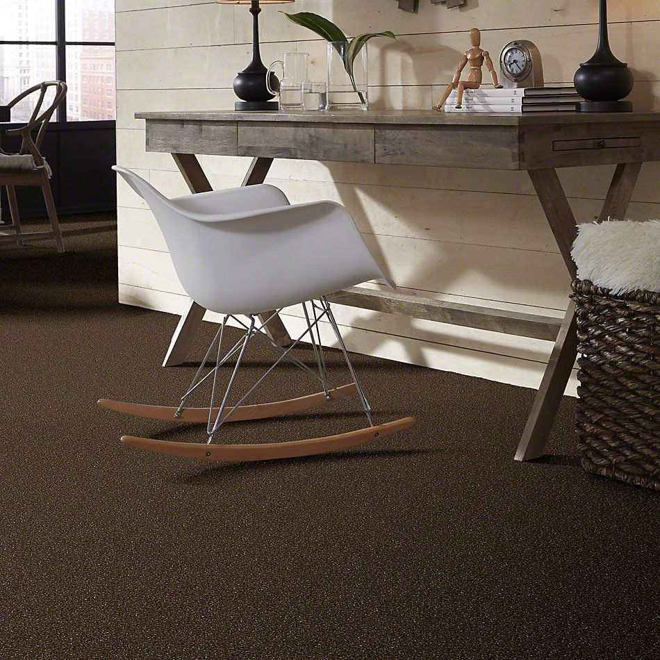 Shaw Floors SFA Vivid Colors III Rich Leather 00705_0C162