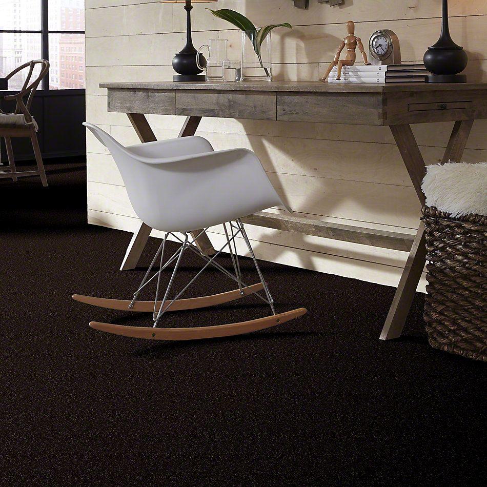 Shaw Floors Shaw Design Center Royal Portrush II 12′ Coffee Bean 00705_5C612
