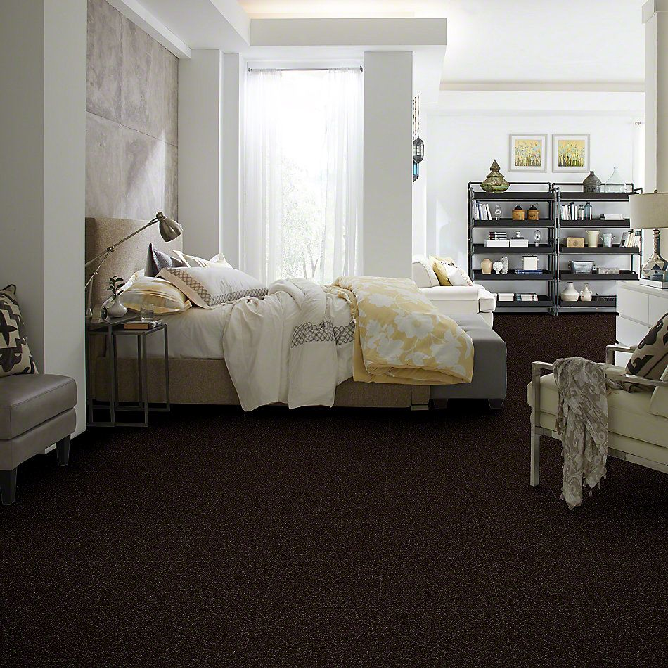 Shaw Floors Shaw Design Center Royal Portrush III 15′ Coffee Bean 00705_5C614