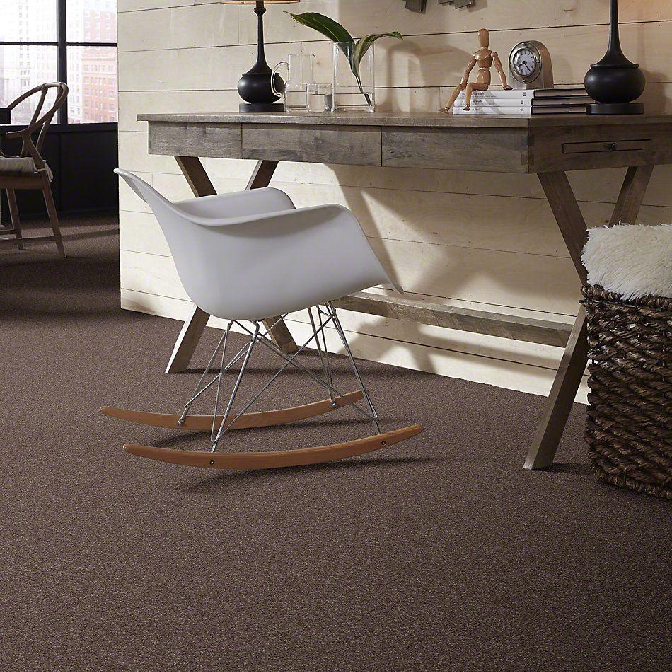 Shaw Floors SFA Awesome 5 (s) Rustic Taupe 00706_E0743