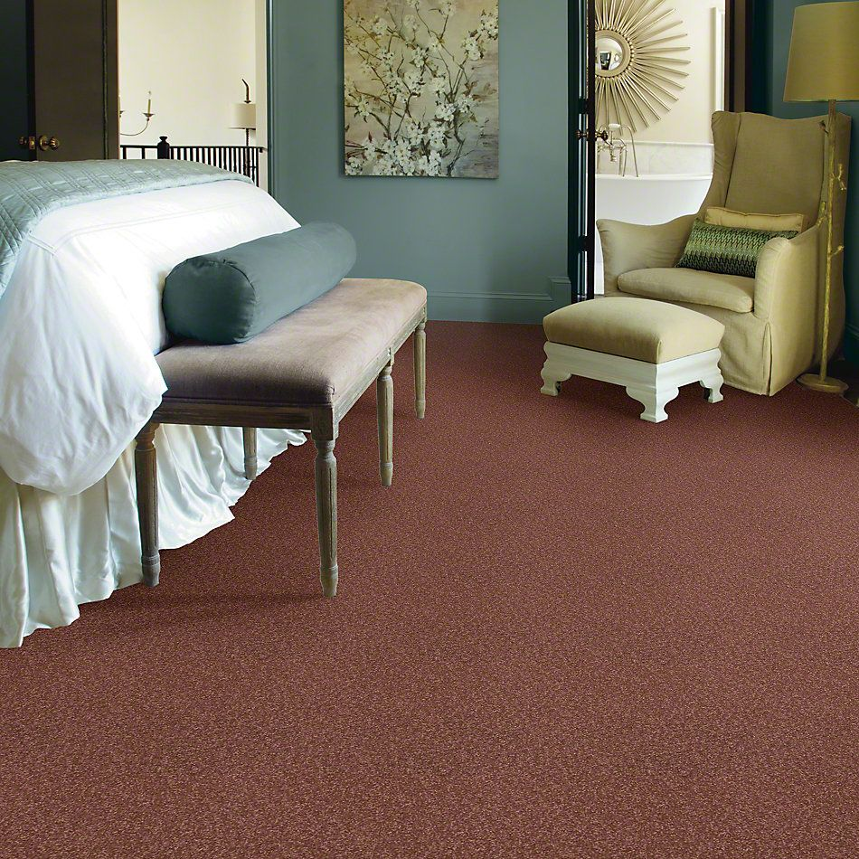 Shaw Floors Shaw Design Center Sweet Valley I 12′ English Toffee 00706_QC420