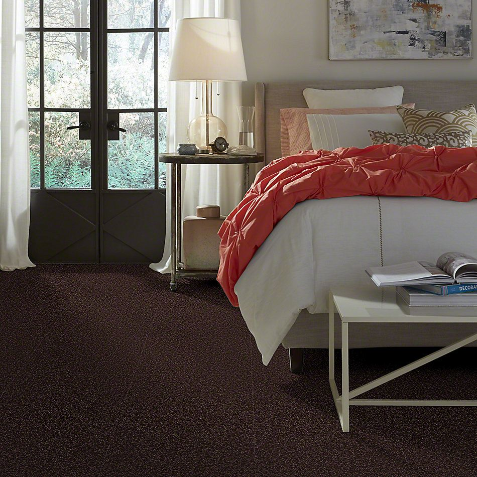 Shaw Floors Magic At Last Iv 12 Dark Chocolate 00708_E0205