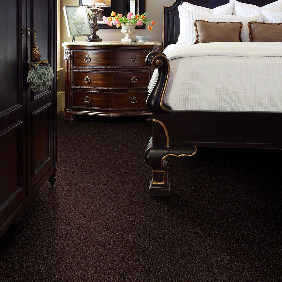 Shaw Floors Magic At Last III 12′ Dark Chocolate 00708_E0204
