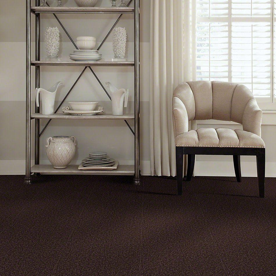 Shaw Floors Magic At Last II 15′ Dark Chocolate 00708_E0235