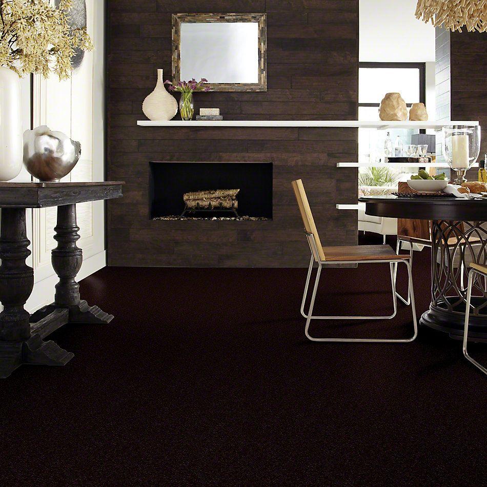 Shaw Floors Shaw Design Center Different Times II 12 Dark Roast 00709_5C494