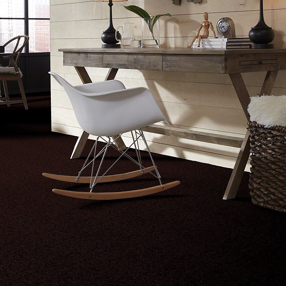 Shaw Floors Shaw Design Center Different Times III 15 Dark Roast 00709_5C497