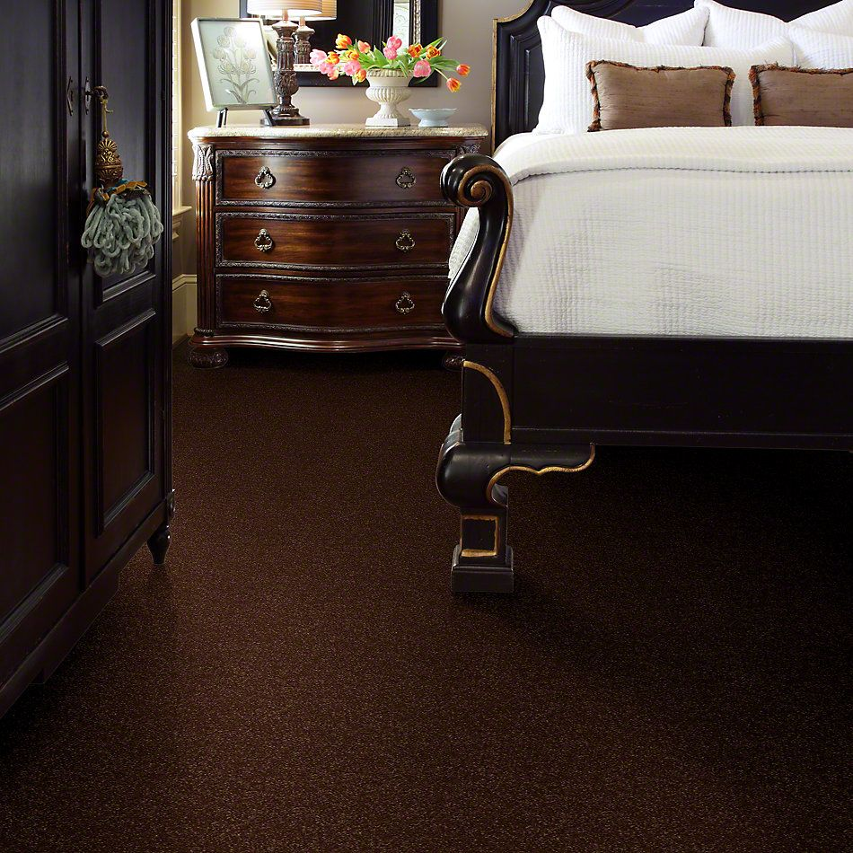 Shaw Floors Secret Escape III 15′ Raisin 00709_E0053