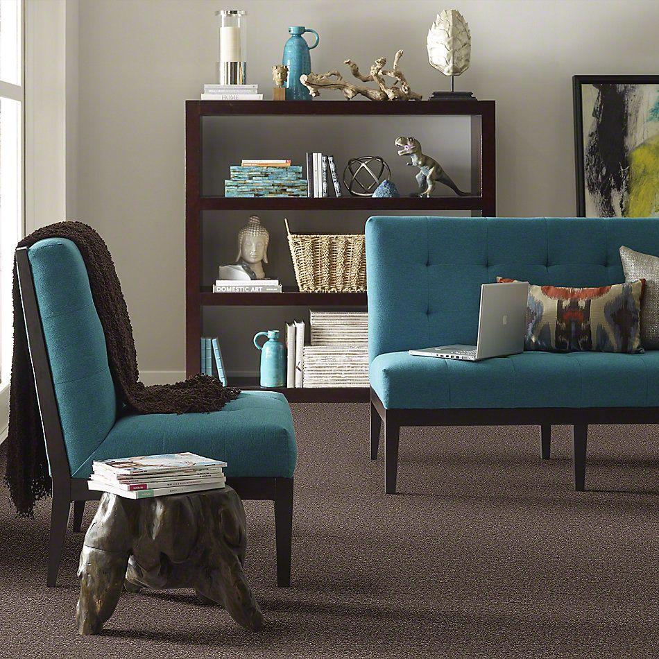Shaw Floors Shaw Design Center Royal Portrush III 12′ Molasses 00710_5C613