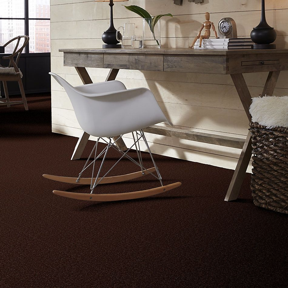 Shaw Floors Shaw Design Center Park Manor 15′ Coffee Bean 00711_QC466