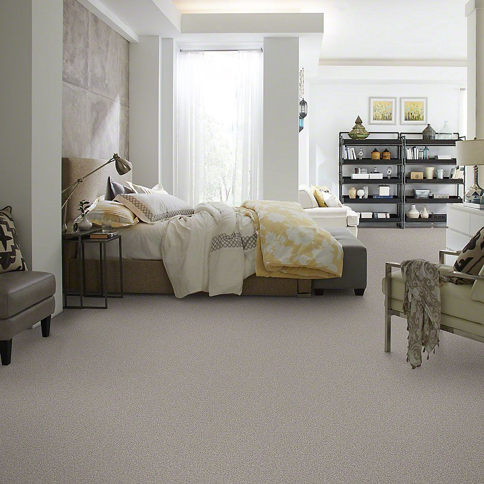 Shaw Floors Value Collections What's Up Net Cocoa 00712_E0926