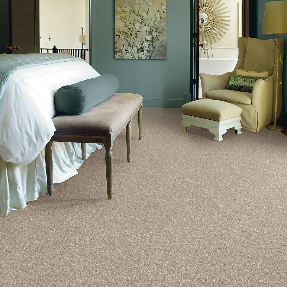 Shaw Floors Caress By Shaw Cashmere Classic III White Pine 00720_CCS70
