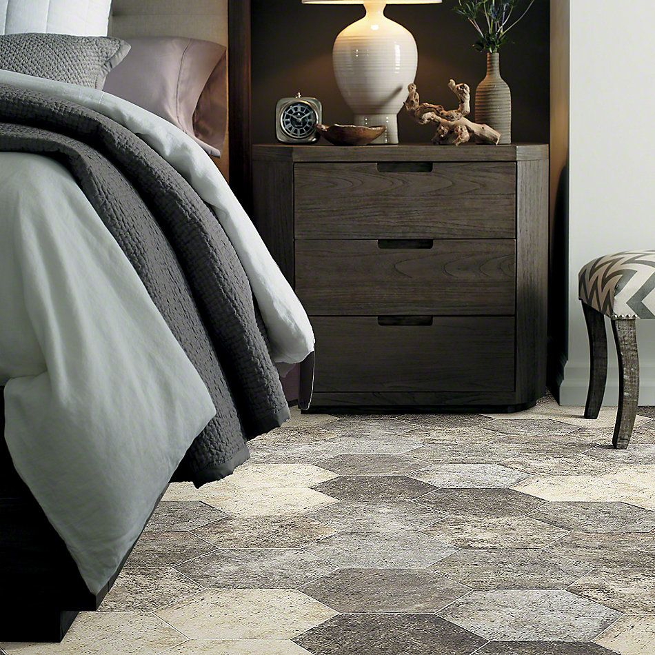 Shaw Floors Ceramic Solutions San Francisco Hexagon Nob Hill 00720_CS65M
