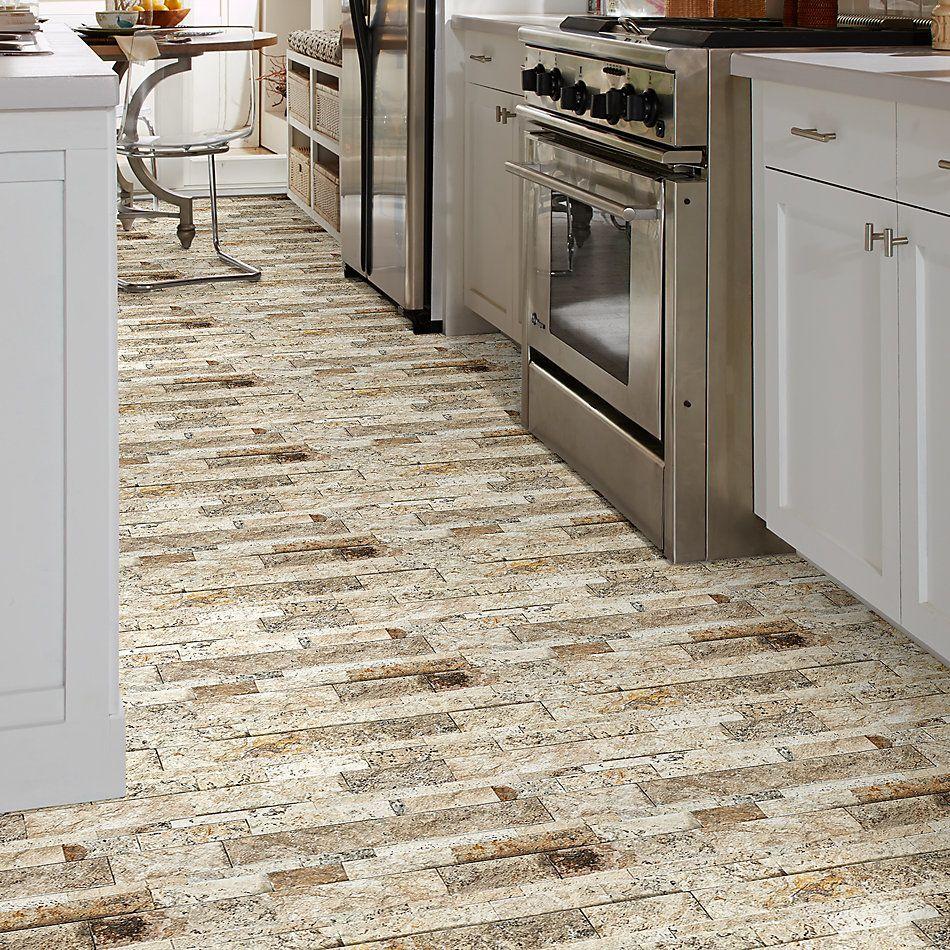 Shaw Floors Home Fn Gold Ceramic Firestone Split Face Picasso 00720_TG55D