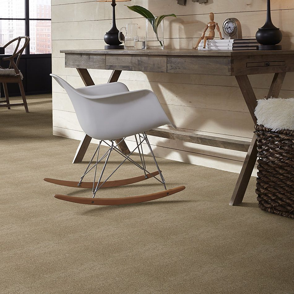 Shaw Floors Caress By Shaw Cashmere II Lg Pecan Bark 00721_CC10B