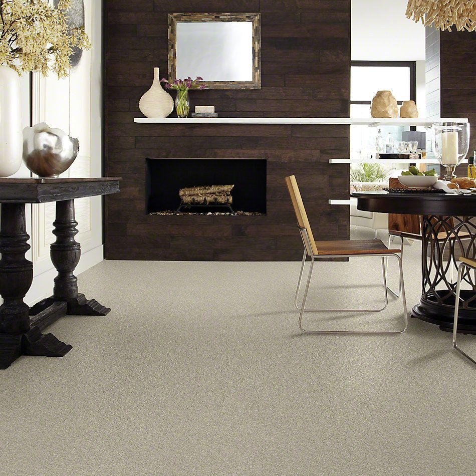 Shaw Floors Anso Colorwall Platinum Texture 12′ Warm Oatmeal 00722_EA572